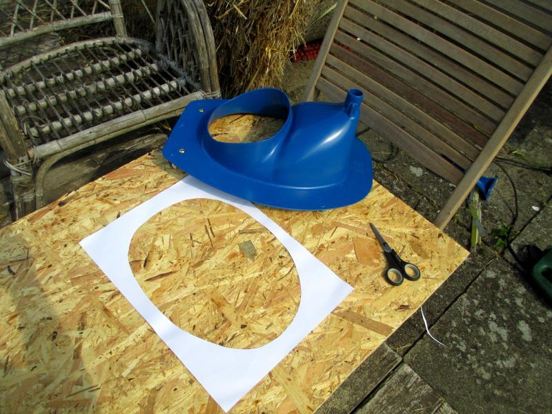 Ein einfaches Kompostklo für den Garten | Froschkonzert- Werkstatt ...